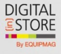 Digital Store 2019 Paris / France trade show for point of sale